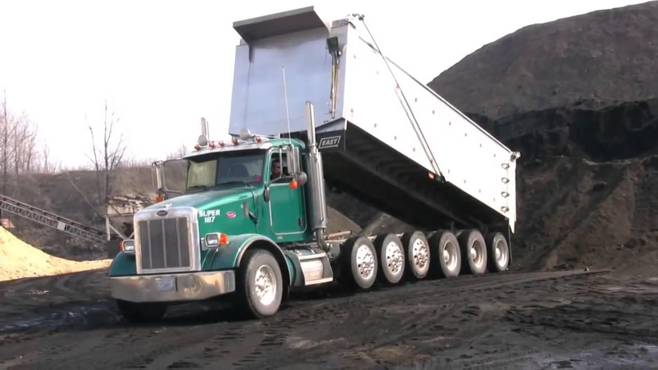 7 Axle Dump
