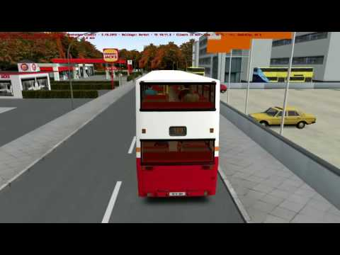 Omsi Bus Simulator Bus Eireann Route 109 to Cavan