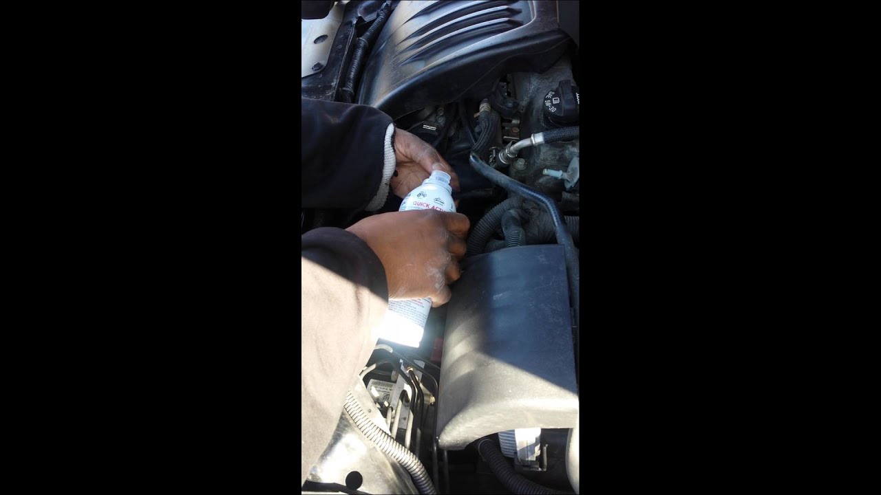 how to put seafoam into a 2007 chevy cobalt ls how to put seafoam into a 2007 chevy cobalt ls