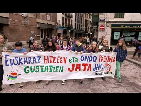 Euskal Eskola Publikoaren Jaia 2015 SPOT