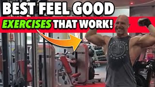 Download Lagu 5 BEST 'Feel Good' Exercises That Also Build SERIOUS MUSCLE! mp3