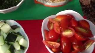 #107 ) Wild Rice Tabbouleh Salad