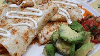 Quesadilla - Chicken Quesadilla Recipe