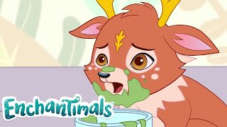 Sneaky Sniffles 🌈 Enchantimals: Tales From Everwilde | Episode 24