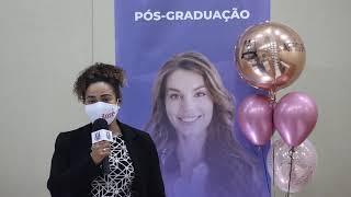 Roseli Machado conta por que decidiu fazer a Pós-Graduação de Saúde Estética Avançada