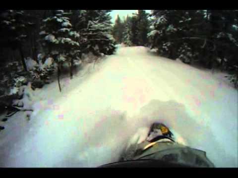 Larue's Loggers Snow Dance