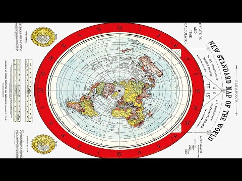 FLAT EARTH / 41 VIDEOS THAT MAKE YOU CHANGE / THE EARTH IS FLAT thumbnail