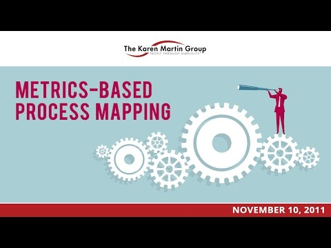 Metrics-Based Process Mapping
