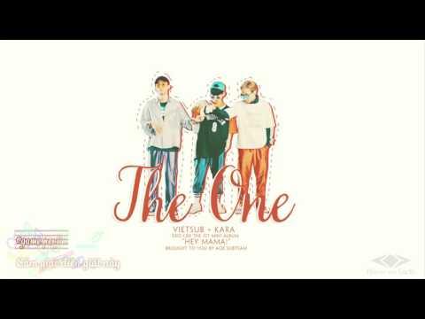 [Vietsub + Kara] The One Full - EXO CBX (첸백시)