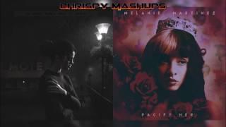 Selena Gomez & Melanie Martinez - The Heart Wants What It Wants / Pacify Her Mashup
