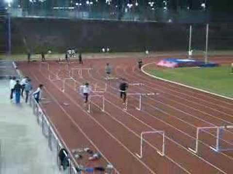 070131 Hurdle Training