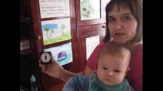 Семья Бровченко. Ребенок заболел. Как увлажнить воздух в помещении и зачем?