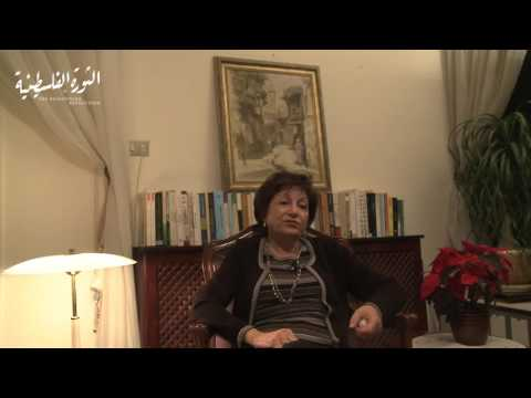 May Sayegh: Re-forming the Palestinian Women's Union following Black September