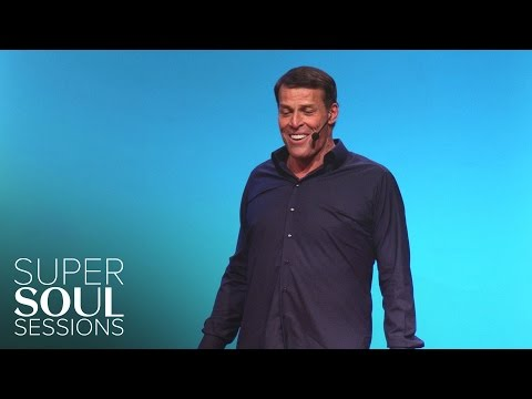 Tony Robbins: Creating an Extraordinary Quality of Life | SuperSoul Sessions | Oprah Winfrey Network