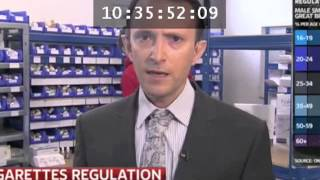Sky News Interview ECigaretteDirect, The Smoker's Angel