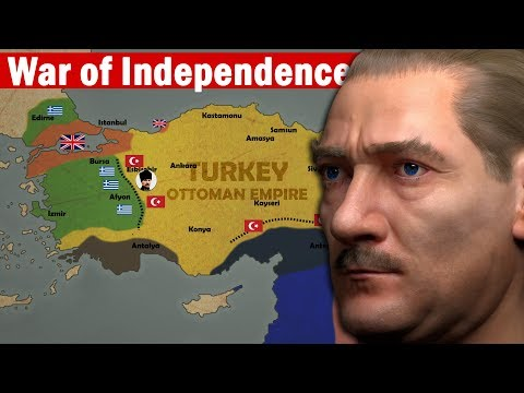 The Turkish War of Independence