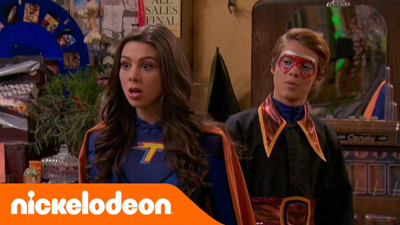 Download Danger & Thunder   L'incontro con Phoebe   Nickelodeon Italia