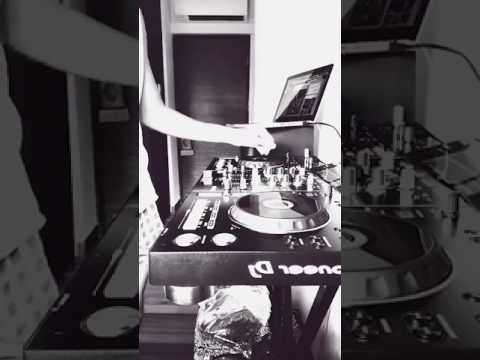 LIVE Video in the making of my mixtape for C2K Adam Khan weekly Podcast