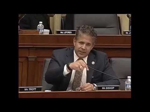 Rep. Bishop asks FBI Director Comey about vetting of Syrian refugees - 10/22/15