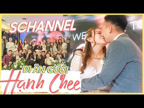 Vlog Mi Sơn : Cả Schannel Kéo Nhau đi ăn Cưới Hạnh Chee !!!