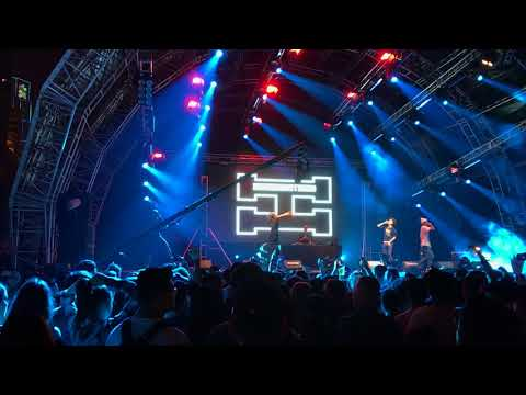 Higher Brothers - WeChat @Clockenflap 2017 music festival in Hongkong 17 11 2017