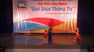 Trường Tiểu học Phước Hòa 1 - Dân ca 3 miền - cô Thu Hà