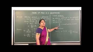 II PUC   Physics   Figure of merit- Physics practical-04