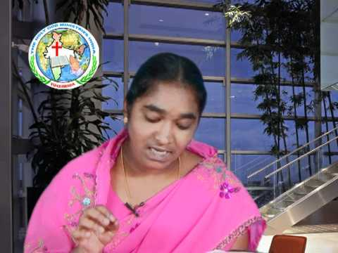 TV Program The Holy GOD Ministries India Pastor Johnson Veerapaneni