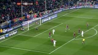 Cristiano Ronaldo Vs FC Barcelona Away (English Commentary) - 10-11 HD 1080i By CrixRonnie