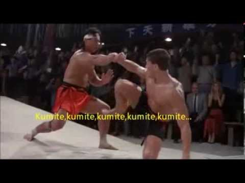 Stan Bush- Fight to Survive-  Bloodsport (Tradução)