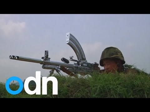 North and South Korea shootout at border in latest clash