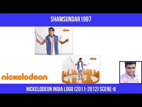 Nickelodeon India Logo (2011-2012) Scene-8