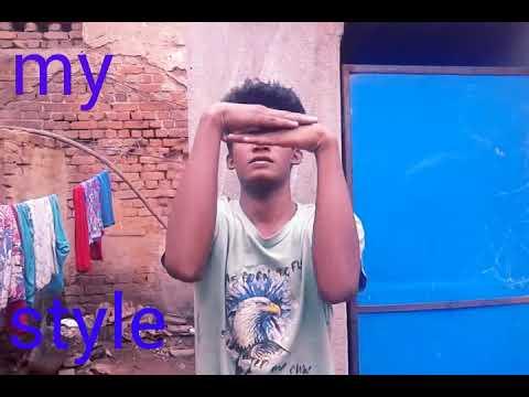 Rahul nayak tutting dance video