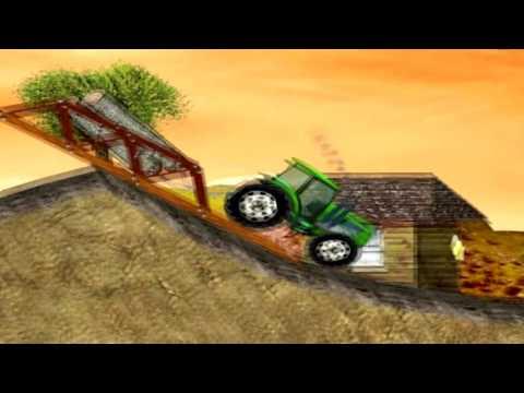 игры для мальчиков ферма на тракторах