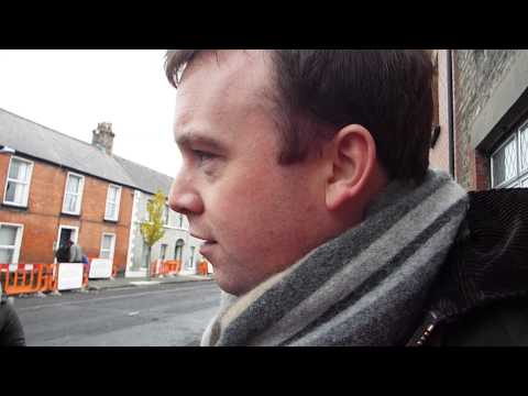 RTE caught secretly filming protesters in Stoneybatter