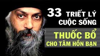 33 triết lý cuộc sống THUỐC BỔ CHO TÂM HỒN, bạn cần suy ngẫm - Thiền Đạo