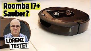 Roomba i7+ im Test: Das kann der Roboter-Staubsauger (Lorenz testet)