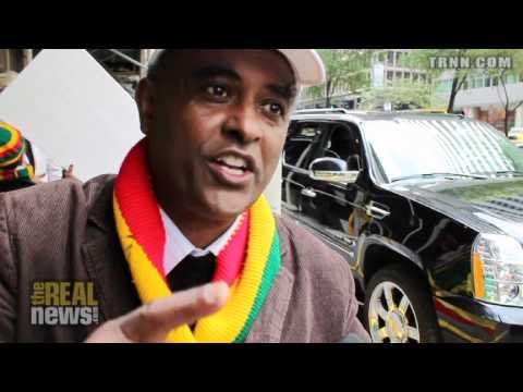 Activists Challenge African 'Land Grab'
