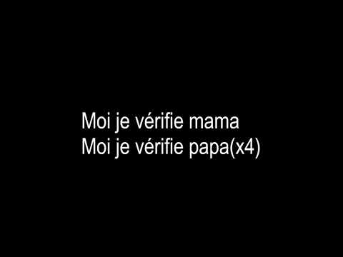 Moi je vérifie Naza Featuring Dajdu Lyrics Son