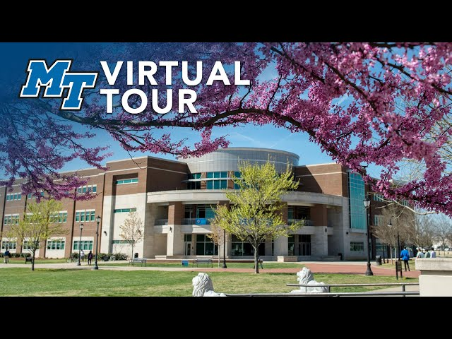 Colleges of Education and Behavioral and Health Sciences | MTSU Virtual Campus Tour