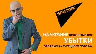 Гаспарян: На Украине подсчитывают убытки от запуска «Турецкого потока»