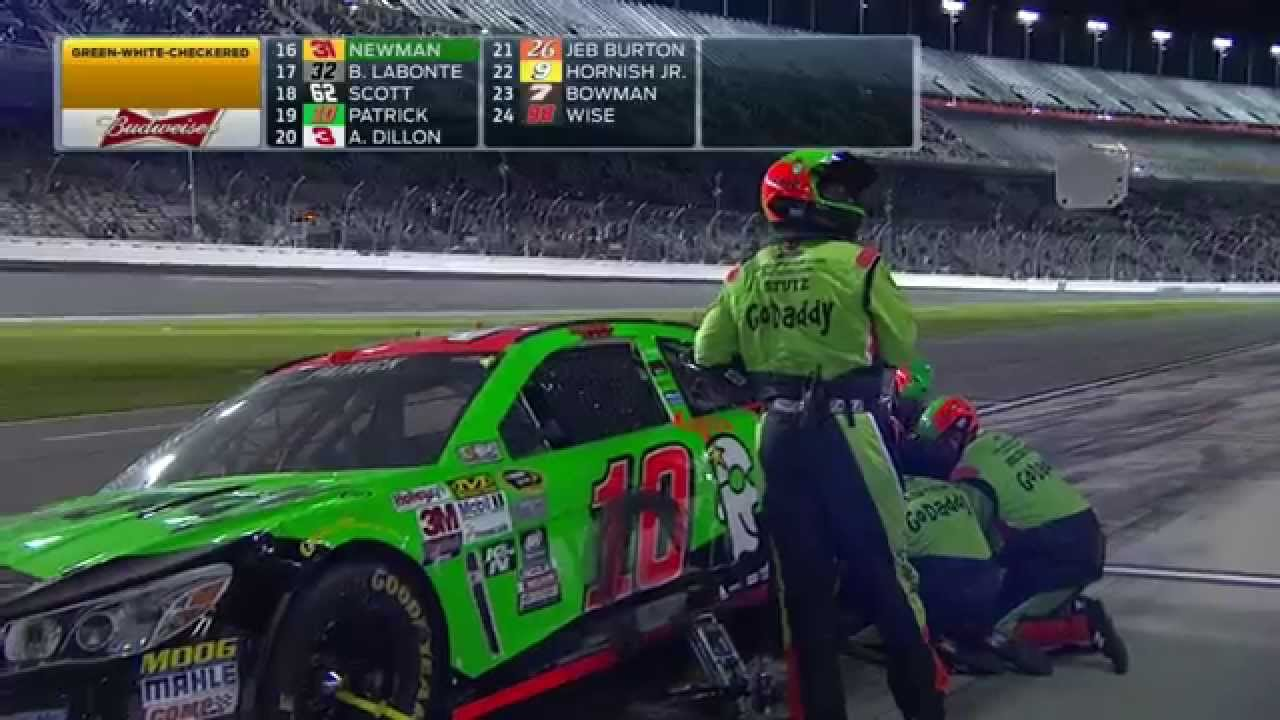 NASCAR Sprint Cup Series - Full Race - Duels at Daytona