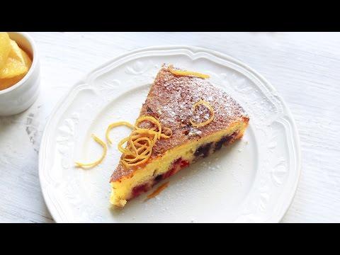 recette-de-gâteau-Á-l'orange-délicieux-et-facile-₪-pankaj-sharma