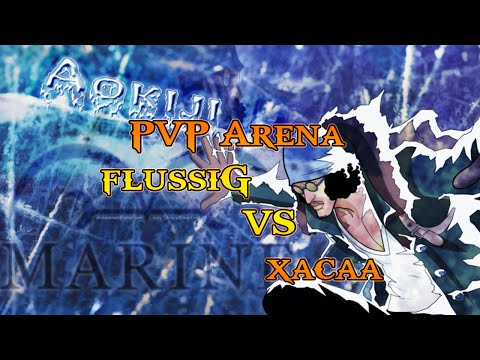 Anime Pirates | flussiG VS xacaa | One Piece Game | Browser Online Game