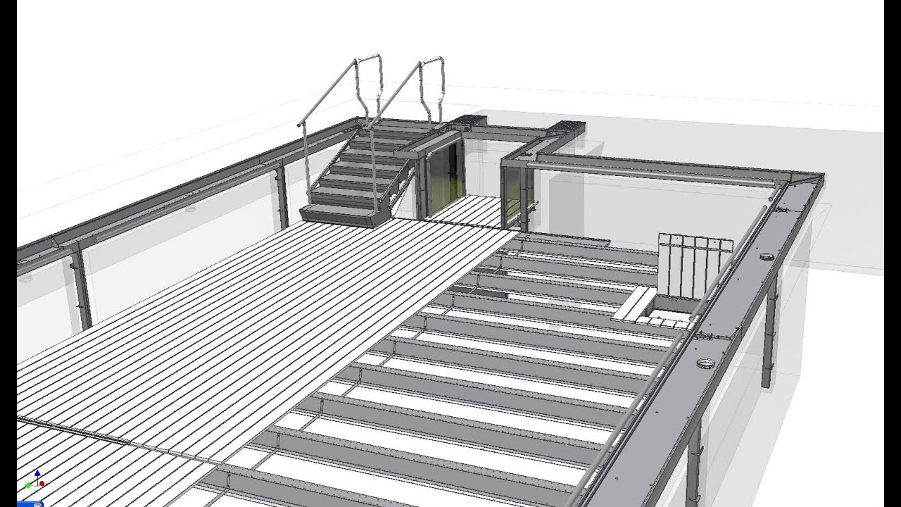 Aqualevel® Moveable Floor, Platform And Stairs