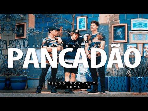 Pancadão - MC WM e MCs Jhowzinho e Kadinho I Coreógrafo Tiago Montalti