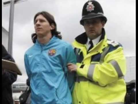 Lionel Messi Has Been Arrested – SLOT Magazine