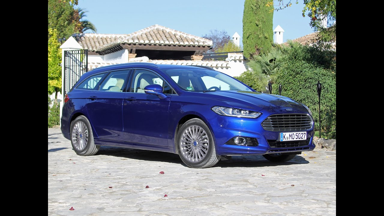 ford mondeo turnier 1 5 l ecoboost mit 160 ps im test 2014. Black Bedroom Furniture Sets. Home Design Ideas