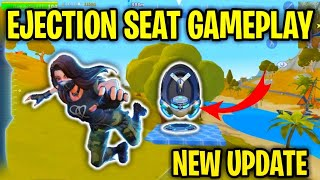 NEW UPDATE EJECTION SEAT GAMEPLAY IN CREATIVE DESTRUCTION