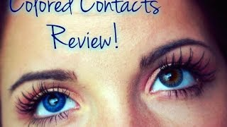 Air Optix Colored Contacts Review(, 2014-10-11T03:50:23.000Z)